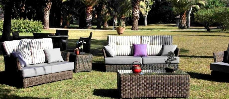 Alborada muebles y decoraci n for Muebles de jardin malaga